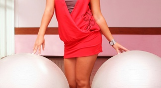 How to inflate an exercise ball