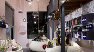 Как оформить интерьер магазина