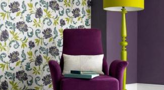 Как подобрать цвет стен к мебели