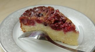 Как приготовить сметанный пирог