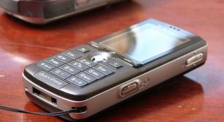 Как разблокировать телефон Sony Ericsson k750i
