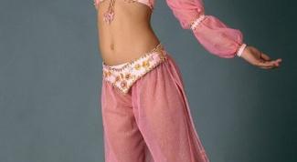 Как сшить восточный костюм на девочку