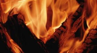 Как нарисовать языки пламени