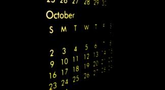 Как написать дату по-английски