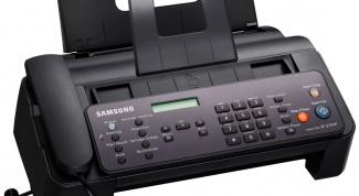 Как отправить резюме по факсу