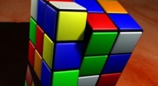 Секрет кубик-рубика: как собрать фигуру