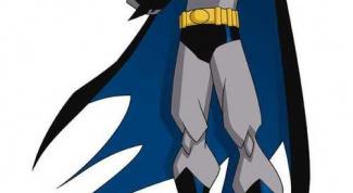 Как сделать костюм супергероя