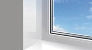 Как заделать откос окна