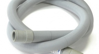 Как снять сливной шланг