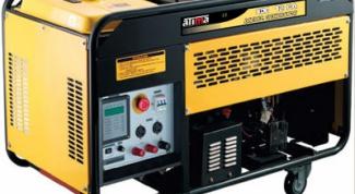Как собрать электрогенератор