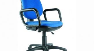 Как разобрать офисный стул