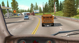 How to run the game Truckers 3