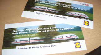 How to read train tickets