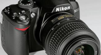 Как посмотреть пробег фотоаппарата Nikon