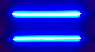 Как сделать неоновую лампу в домашних условиях
