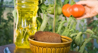 How to remove the stain from the vegetable oil