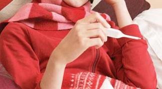Как сбить высокую температуру тела