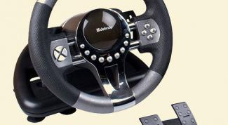 Как калибровать руль