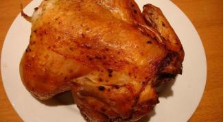 Как приготовить вкусную курочку