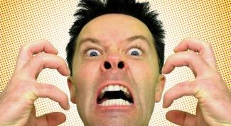 Как подавить свой гнев