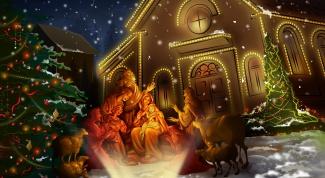 Как поздравить с рождеством священника