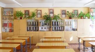 Как оформить кабинет русского языка и литературы