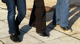 Как подобрать размер брюк
