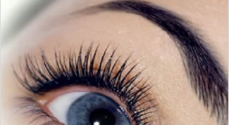 How to remove glue from the eyelashes