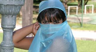 Как сшить детские восточные костюмы