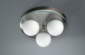 Как повесить лампу