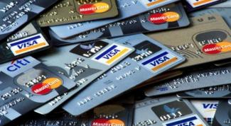 Как оформить банковскую карточку
