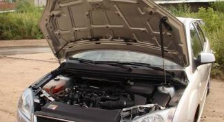 Как открыть капот Ford Focus