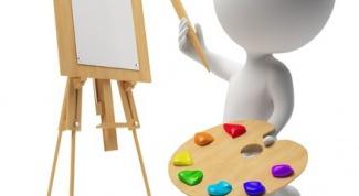 Как нарисовать идущего человека