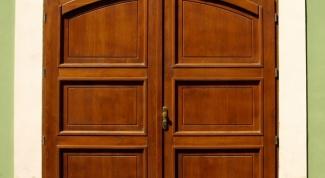 Как подобрать дверь к интерьеру