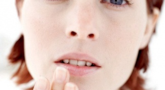 Как лечить рану на губе