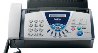 Как послать документ на факс с компьютера