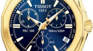 How to shorten the bracelet on the watch Tissot