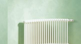 Как прогревать радиатор