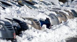 Как найти ключи в снегу