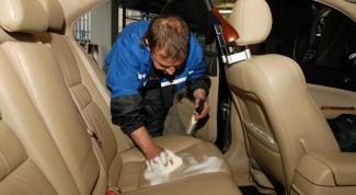 Как сделать химчистку автомобиля