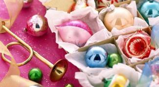 Новогодние игрушки: как их сделать своими руками