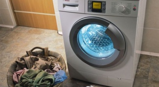 How to connect a washing machine without water