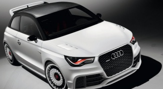 Как открыть капот Audi