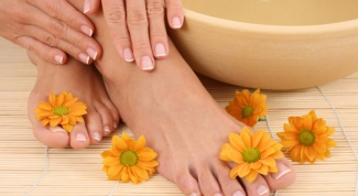 Как лечить шип на ноге