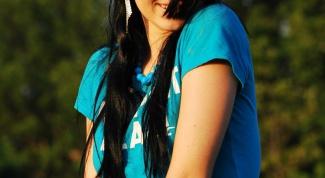 Как изменить черный цвет волос