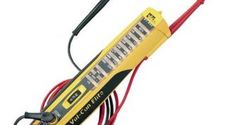 How to measure the voltage of the power supply