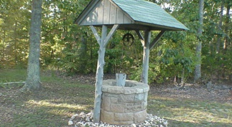 How to bring water into the house from the well