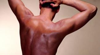 Как сделать красивое тело мужское