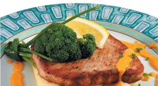 Как приготовить рыбу-тунец