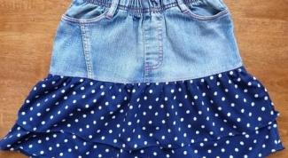 Как сшить одежду для девочки